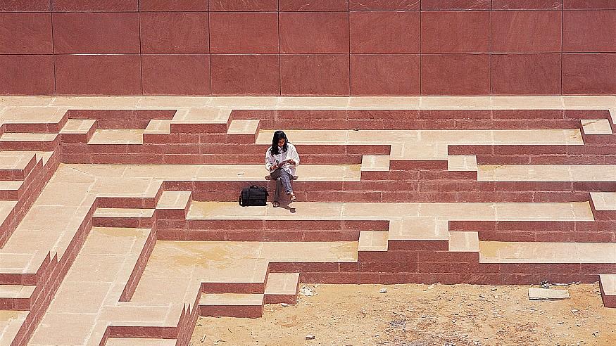 Charles Correa's Jawahar Kala Kendra is a revelation of the modernist's genius
