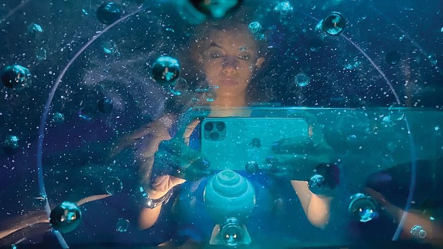 Artist Karthika Sakthivel's 'Mayajaal' fosters mindfulness through technology