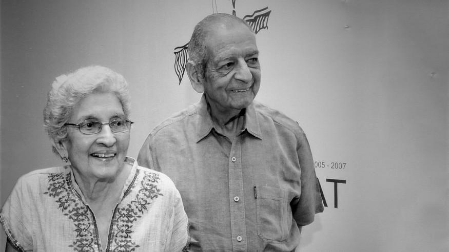 <em>Kin</em>dred spirits: in memory of my grandfather, Kekoo Gandhy (1920-2012)