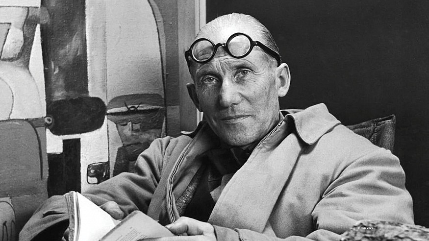 Le Corbusier and a legacy that goes beyond championing modern architecture