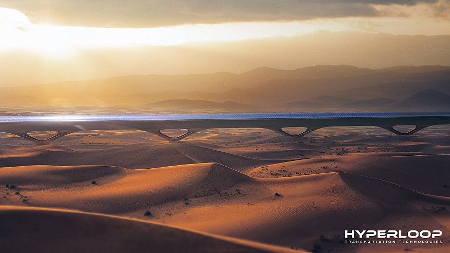 MAD partners with HyperloopTT to design the future of mobility