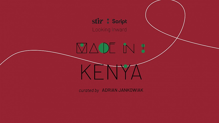 Made in Kenya: Curated by Adrian Jankowiak