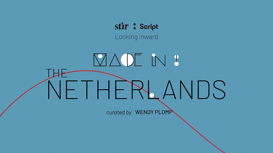 Made in the Netherlands: Curated by Wendy Plomp