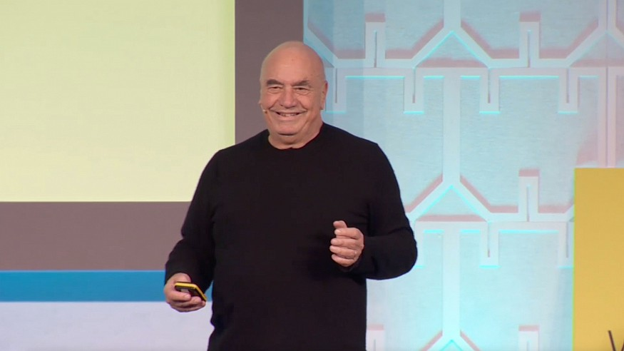 Massimiliano Fuksas gives an insight into designing the landscape of architecture