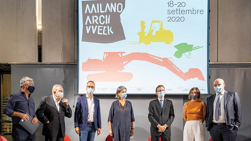 Milano Arch Week 2020 explores online and offline dimensions