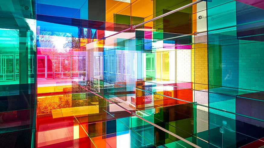 Colour, light and space offer <em>Parallel  Perspectives</em> at McCormick House