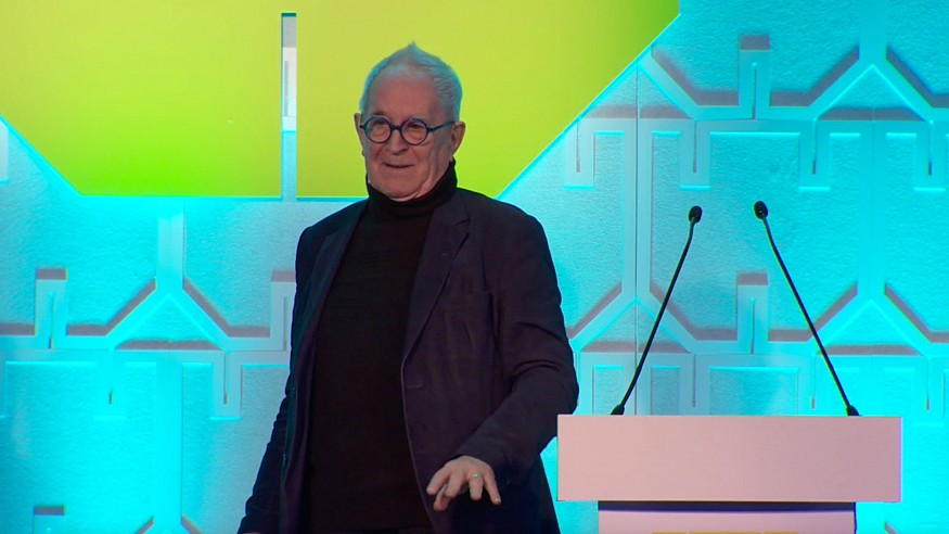 Peter Cook delves into offbeat influences in architecture across the world