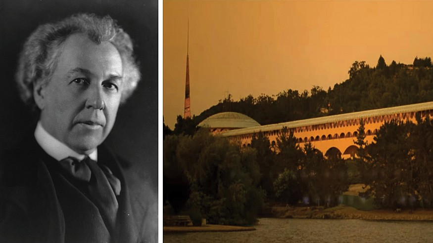 Remembering Frank Lloyd Wright through the lens of modern film and television
