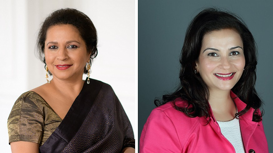 Priya Paul and Minal Vazirani speak of significant trends and future of arts