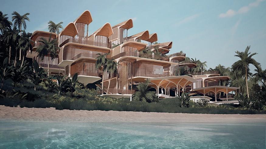 Zaha Hadid Architects reveal scheme for modular residential complex in Honduras