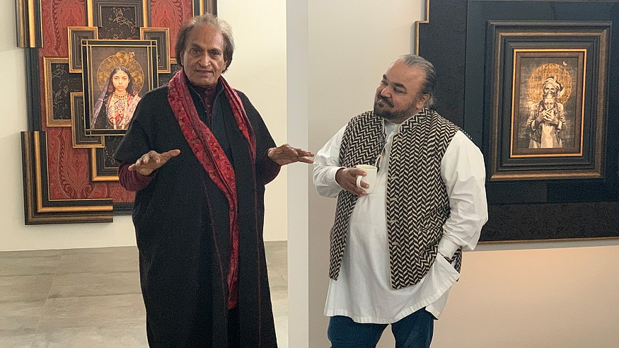 Between the Master and the Maker: Raghu Rai in conversation with JJ Valaya