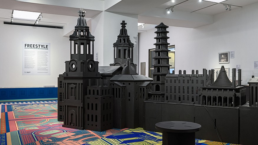 Space Popular explores the evolution of architectural styles at RIBA, London