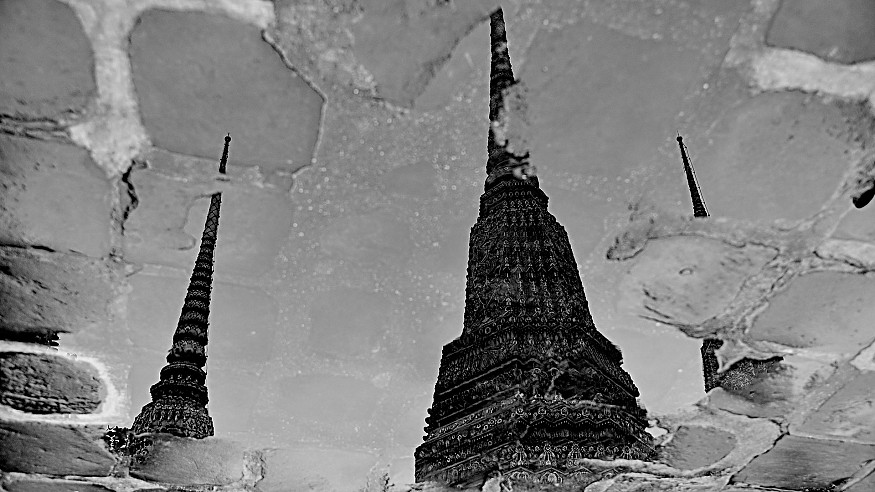 Sandeep Biswas provides a peek into reflected realities of four cities
