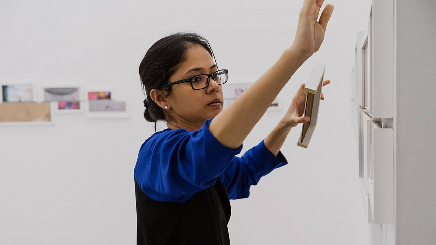 Shilpa Gupta's art practice illuminates the silenced history for an inclusive world