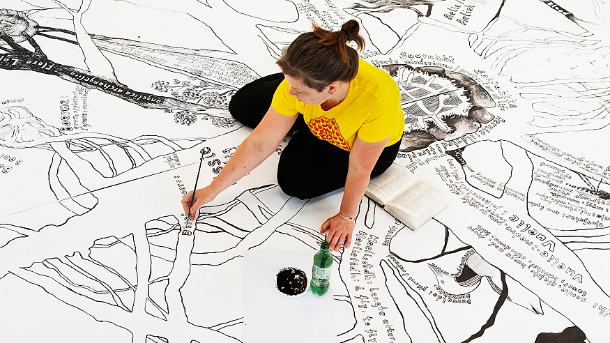 Sweden's Göteborg Biennial 2019 explores the theme 'Part of the Labyrinth'
