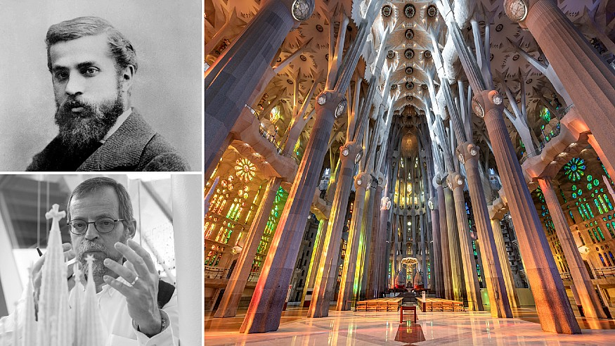 The Sagrada Família, a tale of two creators: Jordi Faulí shares Antoni Gaudí's vision