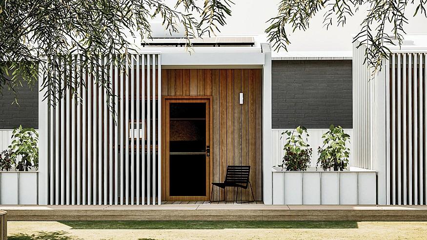 Studio Nine Architects design modular pod prototype to combat homelessness