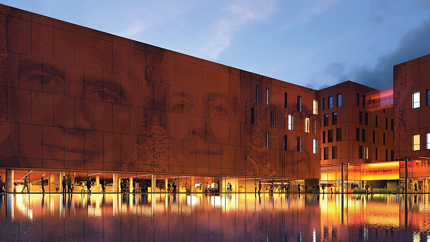 Carlo Ratti Associati reimagines University of Milan's new Science Campus in brick