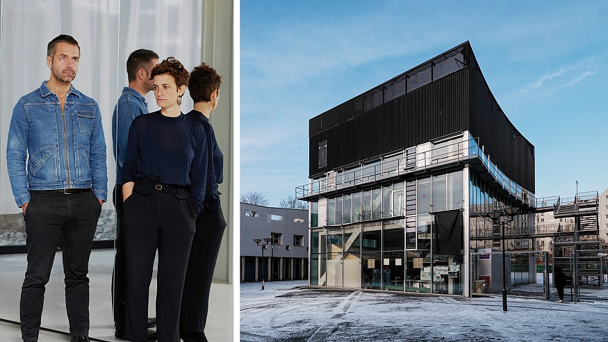 Swiss Architectural Award 2020: Exploring the works of Parisian practice Bruther