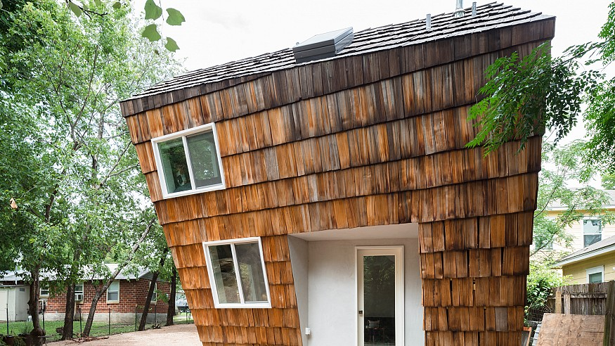 Studio 512 of Texas designs a house that resembles a beehive