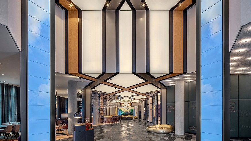 Andaz opens its first hotel in Germany designed by Concrete