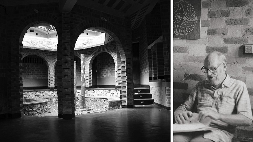 A symphony in brick and humility: The work of architect Laurie Baker