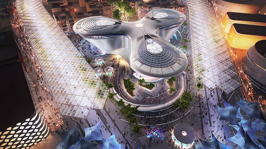 Expo 2020 Dubai: The Mobility District to connect people, goods and ideas
