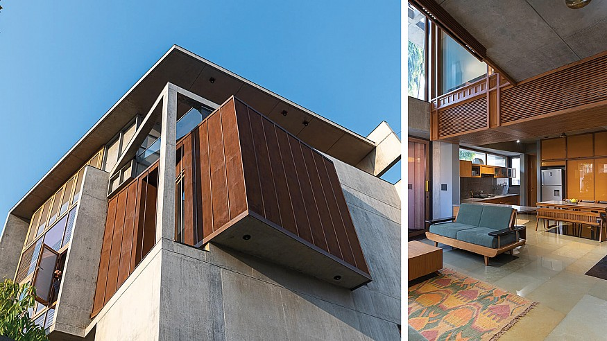 UA Design envisions Play House as an old 'Amdavad city house' with a modern twist