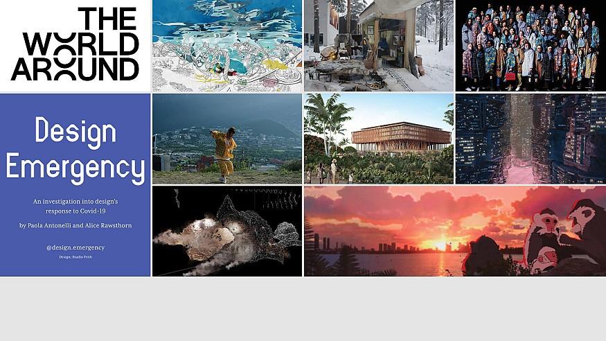 The World Around Summit, 2021: Architecture's Now, Near, and Next