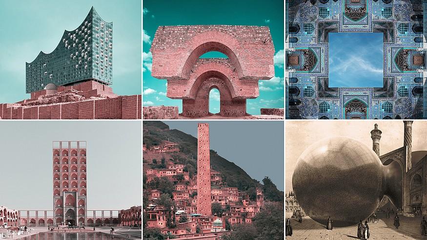 Mohammad Hassan Forouzanfar imagines a 'new field' of Iranian architecture