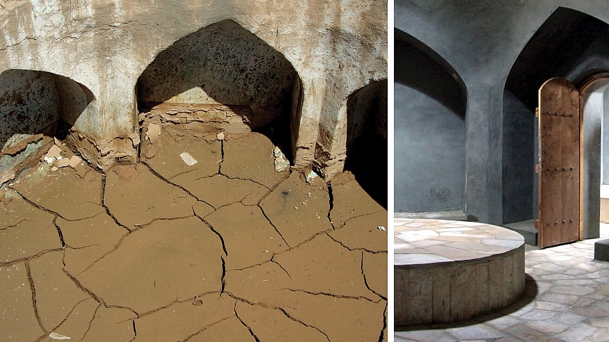 'Life of an Afghan Hammam': a photo essay on a culture's identity and its preservation