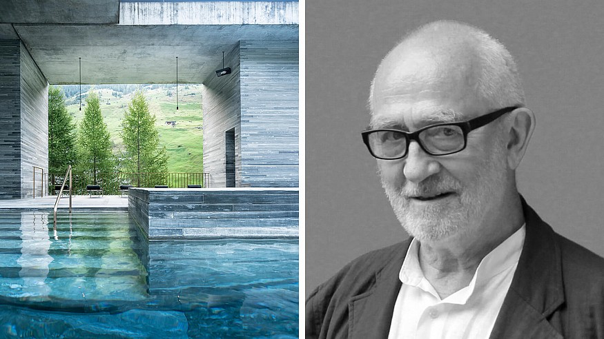 Experiencing the architecture of Pritzker laureate Peter Zumthor