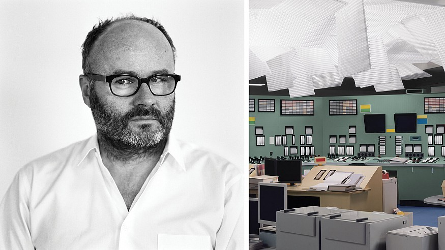 Artist Thomas Demand is after architecture that refines an idea