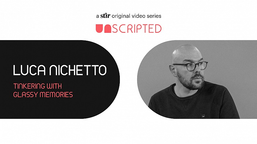 UNSCRIPTED with Luca Nichetto: Tinkering with Glassy Memories