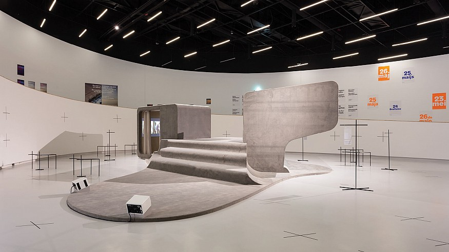Aric Chen on 'X is Not a Small Country', his latest curatorial project at MAAT, Lisbon