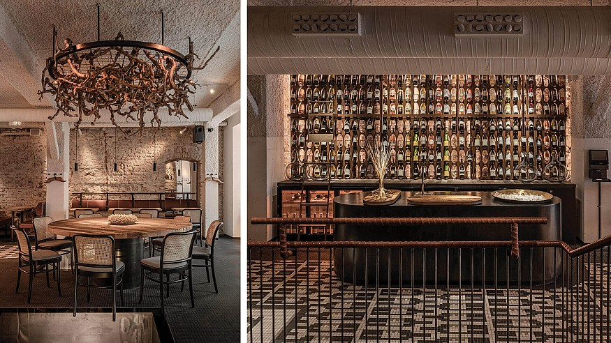 YOD Group weaves a multi-storey narrative in MAD Bars House in Lviv, Ukraine