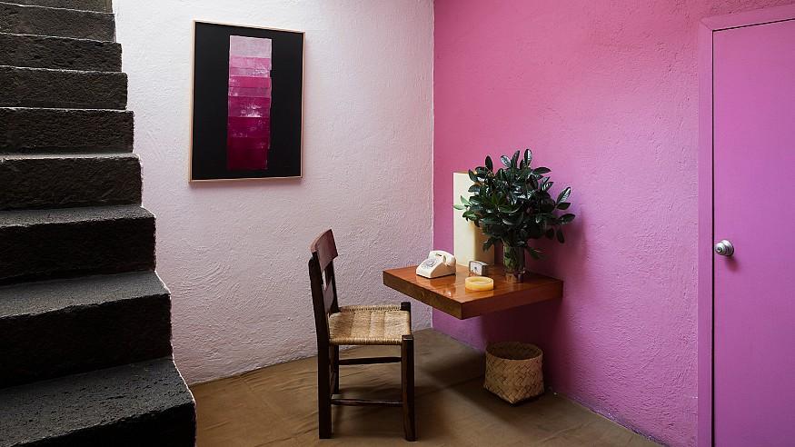 Yto Barrada deals with notions of aesthetic ambiguity at Casa Luis Barragán