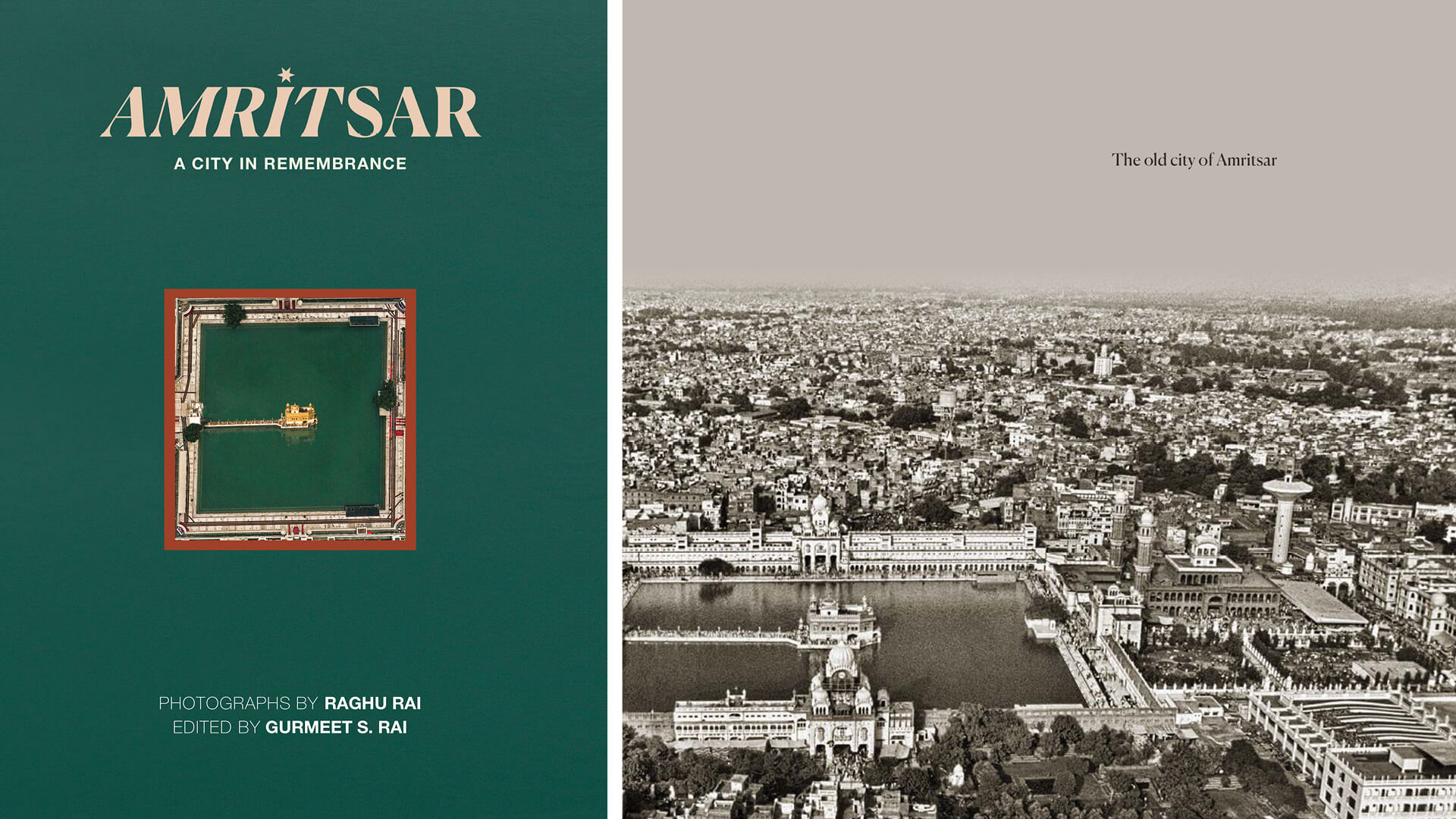 Gurmeet S Rai's latest book combines refined essay and sublime photography