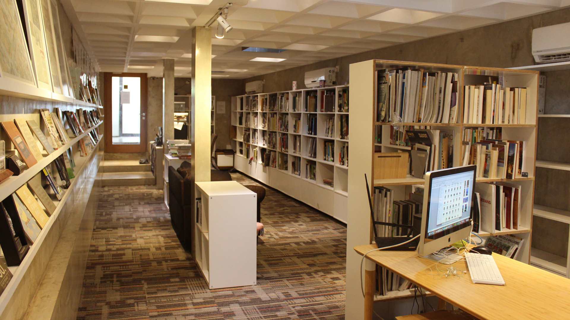 Looking at inspirational public libraries