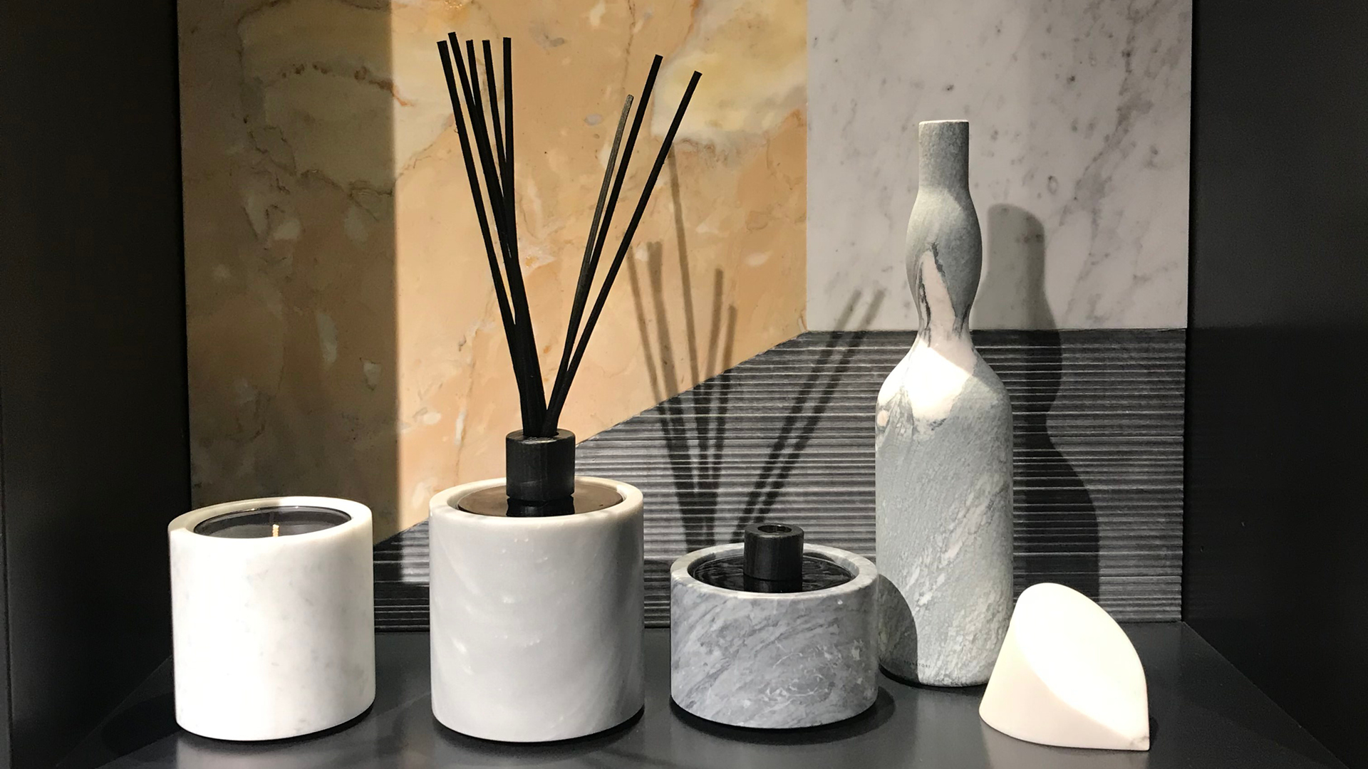 Sensuous serenity for Salvatori at Milan Design Week 2019