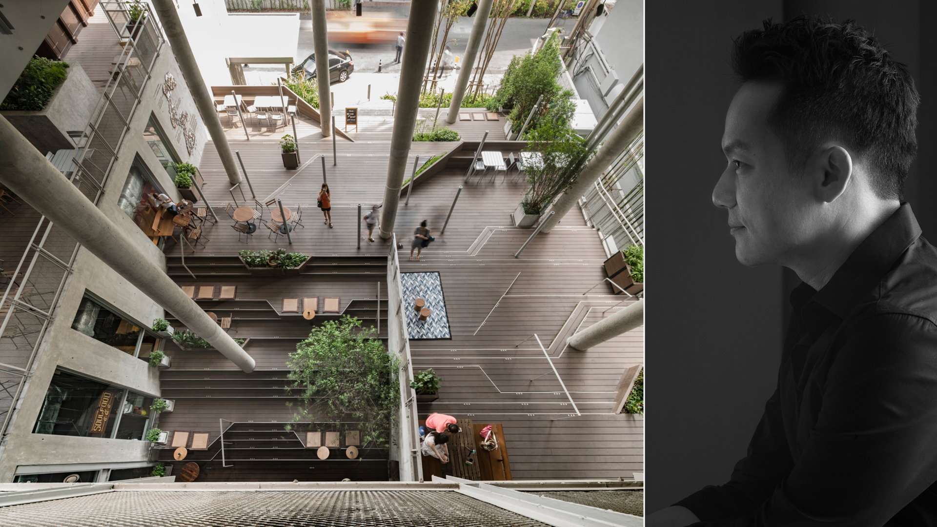 Amata Luphaiboon discusses architectural explorations