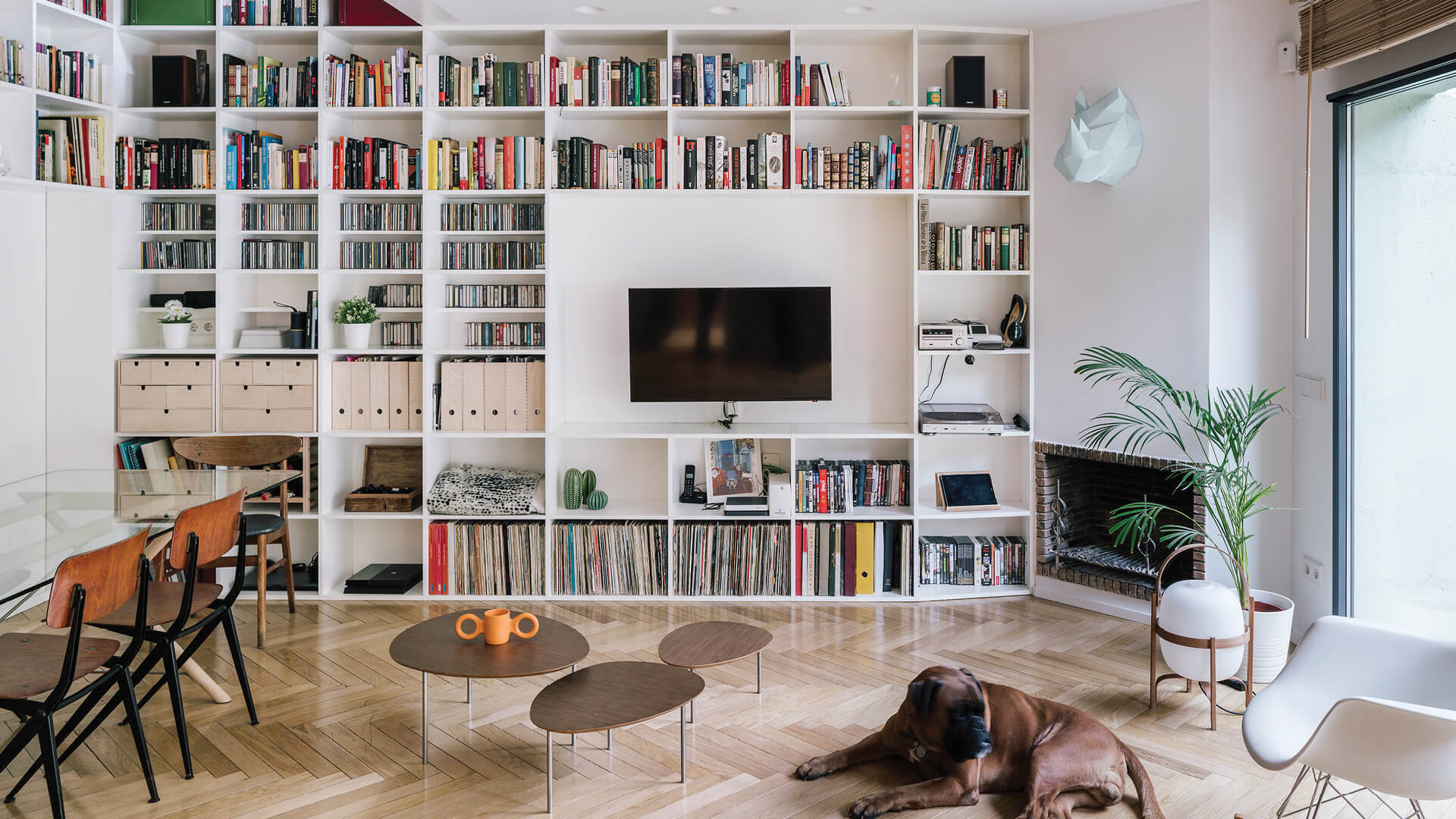 6House, a residential refurbishment project by Zooco Estudio in Madrid, Spain | 6House by Zoocoo Estudio | STIRworld