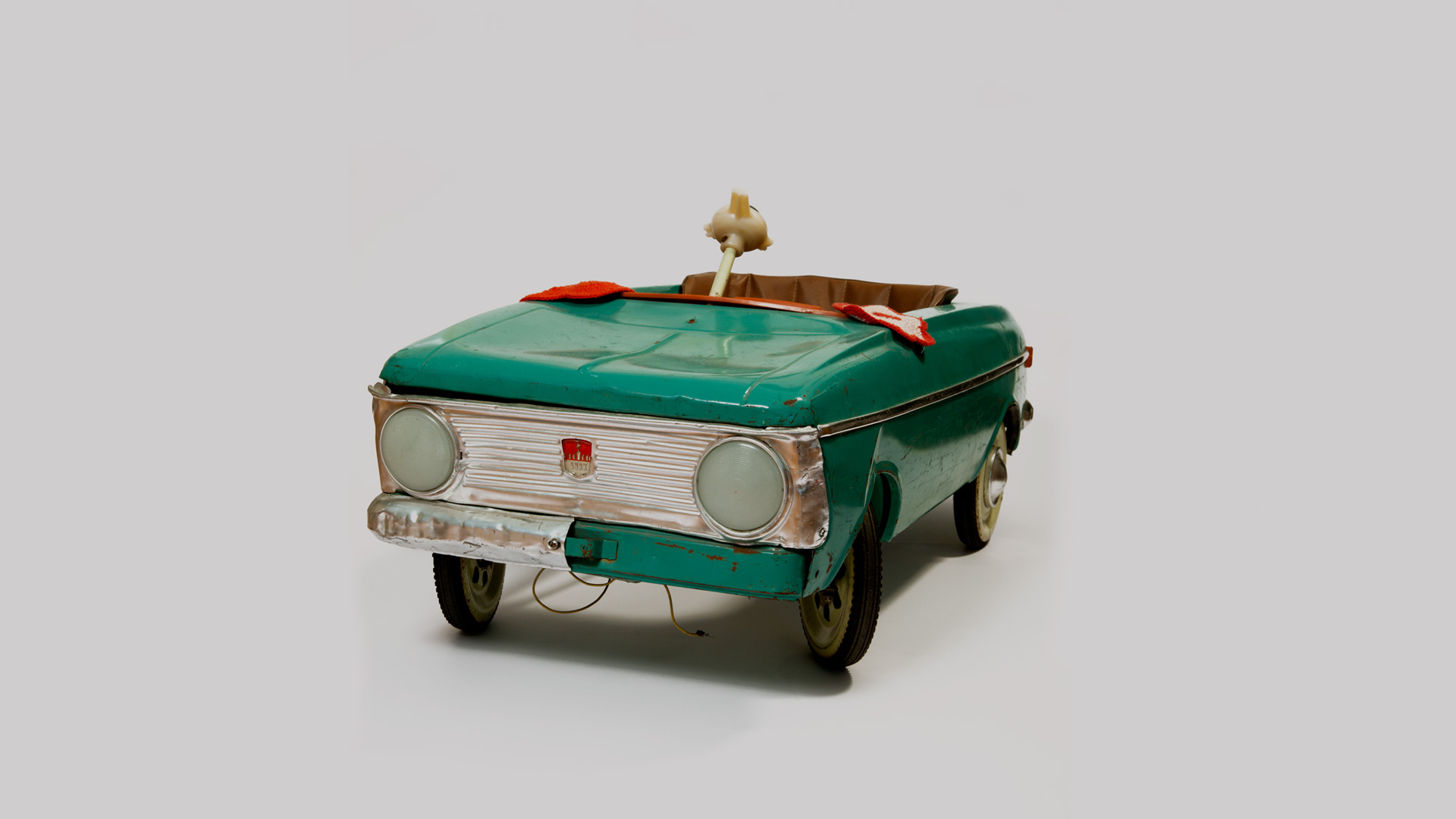 A child's pedal car, 14/12/2008–1/9/2011, Prague, Czech Republic | Museum of Broken Relationships, Zagreb | Olinka Vistica | Drazen Grubisic | STIRworld