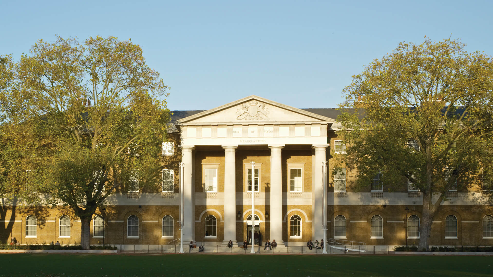 A classical Georgian heritage building in Chelsea, London, was transformed into the new venue for Saatchi Gallery | Saatchi Gallery by Allford Hall Monaghan Morris | STIRworld