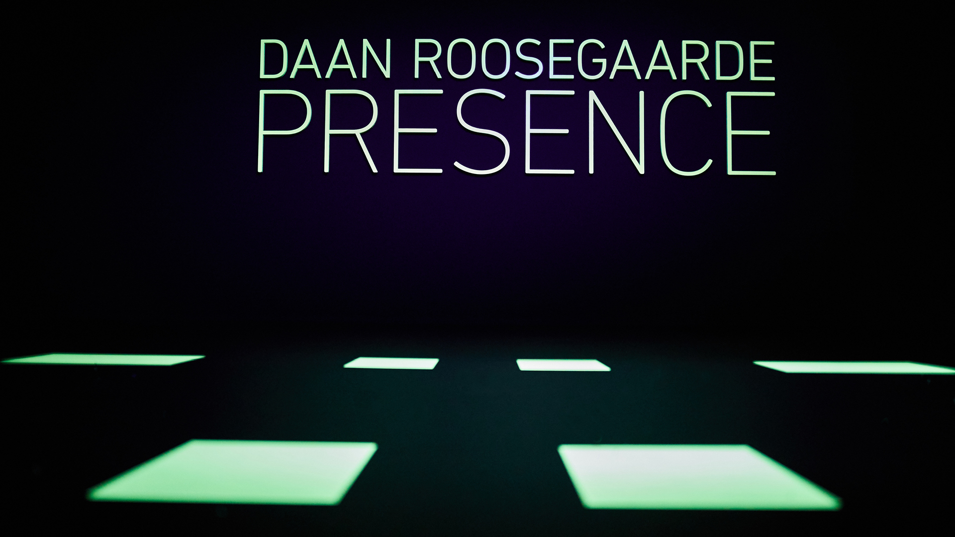 A dream landscape of light and interaction – Presence by Daan Roosegaarde| Presence | Daan Roosegaarde | Groninger Museum| STIRworld