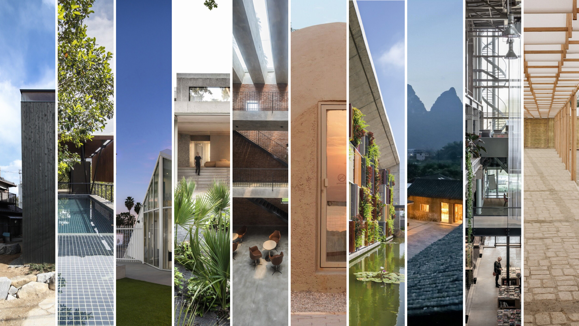 A glimpse of the winning Architecture projects at Dezeen Awards 2019 | Dezeen | Architecture | Awards | 2019 |  STIRworld