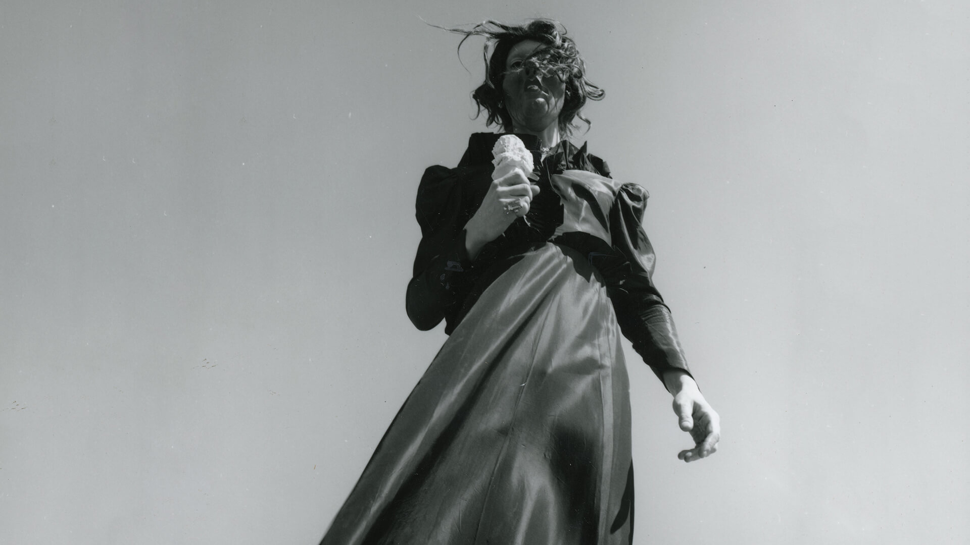 A still from Green (1988) by Luther Price, as Tom Rhoads   Green   Tom Rhoads   STIRworld