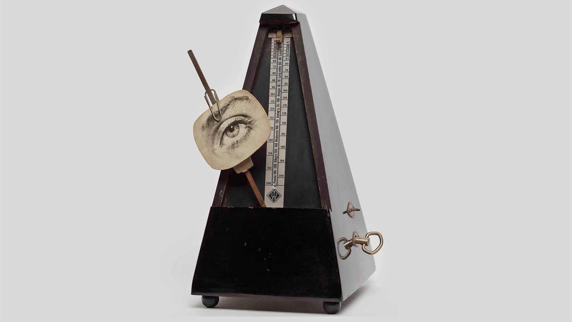 An installation by Man Ray at Disonata | Disonata | Man Ray | STIRworld