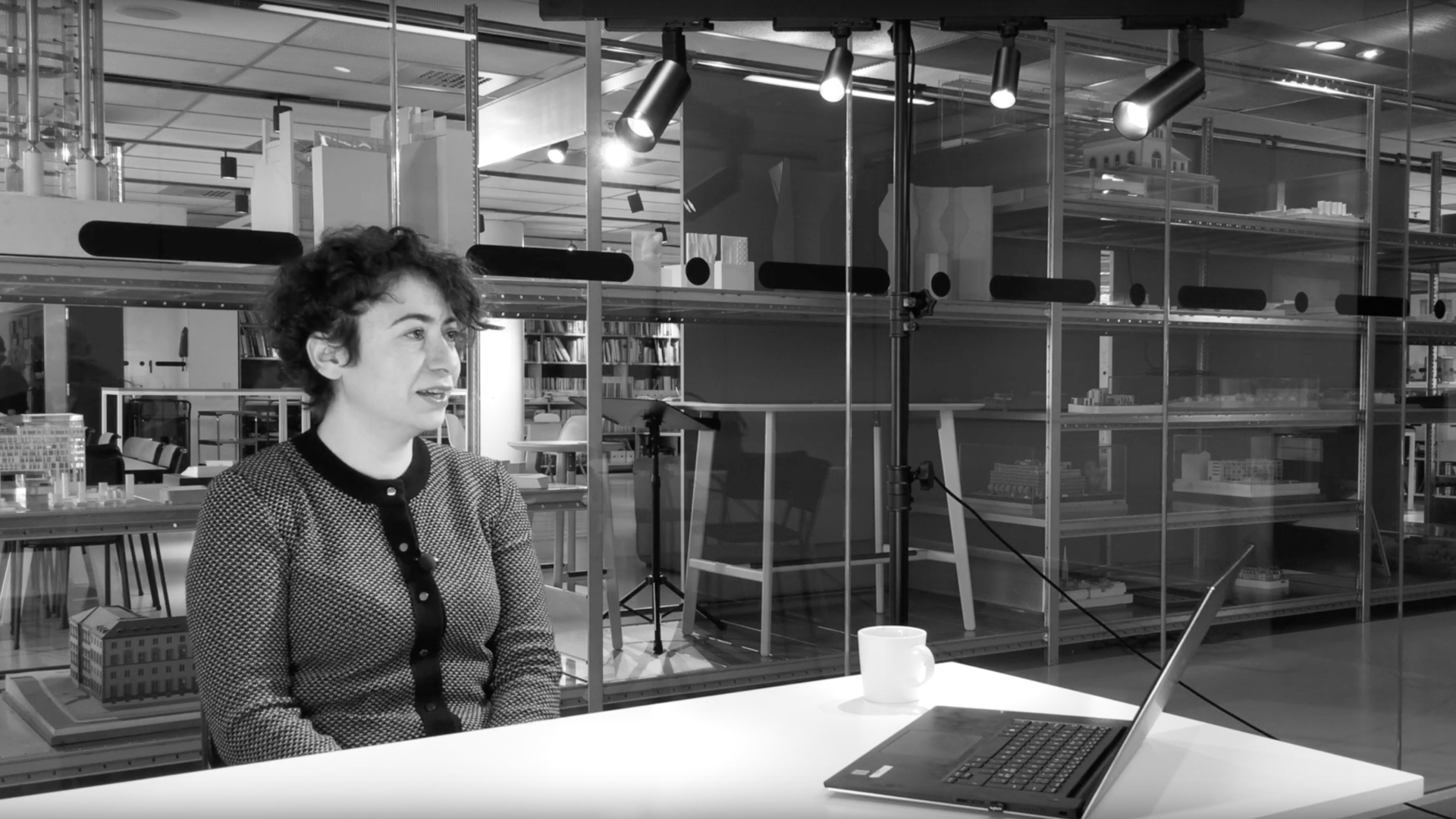 An interview with Chiara Carucci, from Tengbom, for Women in Lighting| Chiara Carucci| Tengbom| Women in Lighting| The Light Collective| STIR