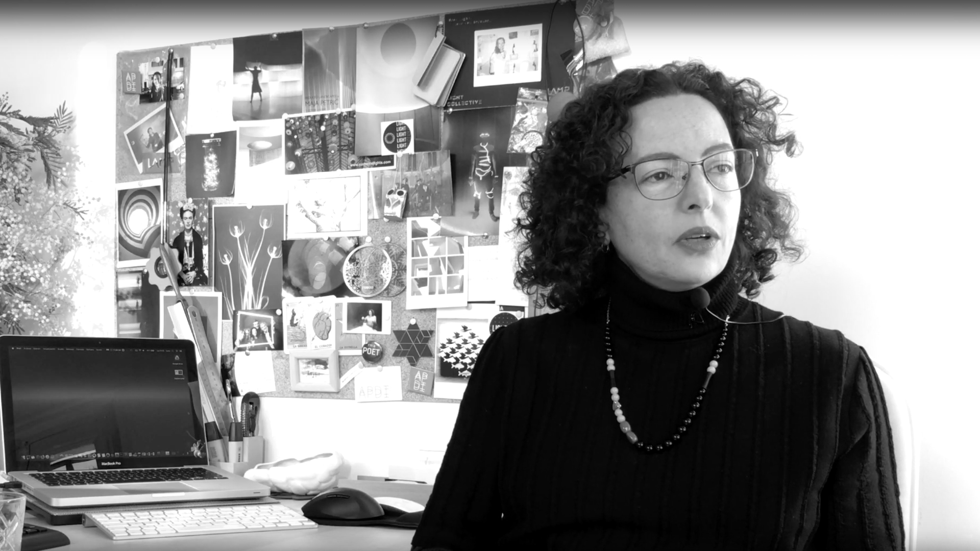 An interview with Lara Elbaz, running her own studio, Lara Elbaz Lighting Design, for Women in Lighting | Lara Elbaz from Lara Elbaz Lighting Design for Women in Lighting | Light Collective| STIR